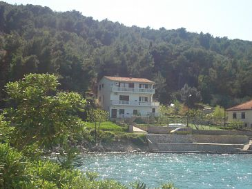 Property Kali (Ugljan) - Accommodation 346 - Apartments near sea with pebble beach.