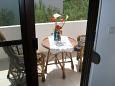 Balcony - Apartment A-347-c - Apartments Mala Lamjana (Ugljan) - 347