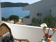 Balcony - view - Apartment A-347-c - Apartments Mala Lamjana (Ugljan) - 347