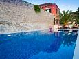Courtyard Čibača (Dubrovnik) - Accommodation 3474 - Vacation Rentals with pebble beach.