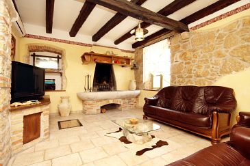 House K-3488 - Vacation Rentals Punta križa (Cres) - 3488