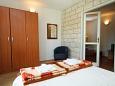 Bedroom - Apartment A-3544-d - Apartments Molunat (Dubrovnik) - 3544