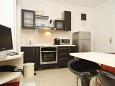 Kitchen - Apartment A-3555-e - Apartments Novalja (Pag) - 3555