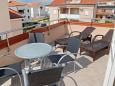 Terrace - Apartment A-3555-j - Apartments Novalja (Pag) - 3555