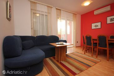 Povljana, Living room u smještaju tipa apartment, WIFI.