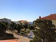 Terrace - view - Room S-3557-b - Apartments and Rooms Mandre (Pag) - 3557