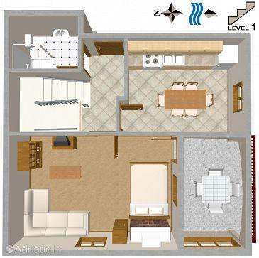 Apartment A-359-a - Apartments Sveti Petar (Biograd) - 359