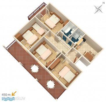 Apartment A-368-a - Apartments Biograd na Moru (Biograd) - 368