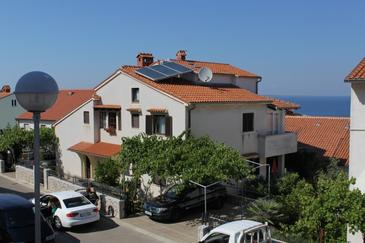 Property Mali Lošinj (Lošinj) - Accommodation 376 - Apartments with pebble beach.