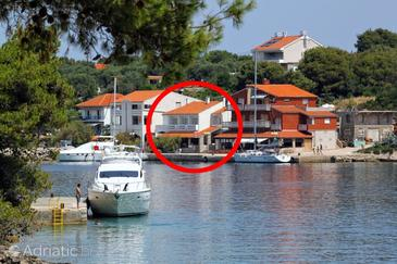 Property Božava (Dugi otok) - Accommodation 392 - Rooms near sea.