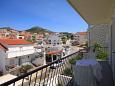 Balcony 1 - Apartment A-4004-b - Apartments Hvar (Hvar) - 4004