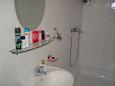 Bathroom 1 - Apartment A-4008-a - Apartments Uvala Tvrdni Dolac (Hvar) - 4008