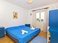 Sypialnia 1 - Apartament A-4008-c - Apartamenty Uvala Tvrdni Dolac (Hvar) - 4008
