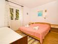 Bedroom 3 - Apartment A-4008-c - Apartments Uvala Tvrdni Dolac (Hvar) - 4008