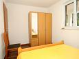 Bedroom 1 - Apartment A-4024-b - Apartments Uvala Skozanje (Hvar) - 4024
