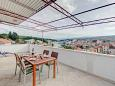 Terrace - Apartment A-4025-a - Apartments Vrboska (Hvar) - 4025
