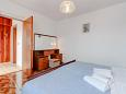 Bedroom - Apartment A-4025-c - Apartments Vrboska (Hvar) - 4025