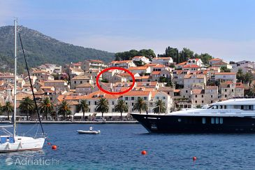 Property Hvar (Hvar) - Accommodation 4048 - Apartments near sea with pebble beach.