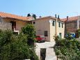 Property Vrisnik (Hvar) - Accommodation 4051 - Apartments with pebble beach.