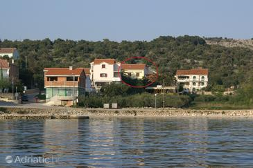 Property Jakišnica (Pag) - Accommodation 4053 - Apartments and Rooms near sea with pebble beach.