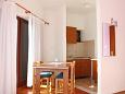 Dining room - Studio flat AS-4071-a - Apartments Stara Novalja (Pag) - 4071