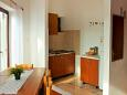 Kitchen - Studio flat AS-4071-a - Apartments Stara Novalja (Pag) - 4071