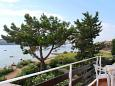 Terrace - view - Studio flat AS-4071-a - Apartments Stara Novalja (Pag) - 4071