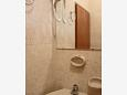 Bathroom - Studio flat AS-4071-b - Apartments Stara Novalja (Pag) - 4071