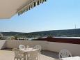 Terrace - Studio flat AS-4071-c - Apartments Stara Novalja (Pag) - 4071
