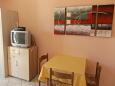 Dining room - Studio flat AS-4088-a - Apartments Kustići (Pag) - 4088
