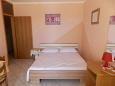 Bedroom - Studio flat AS-4088-a - Apartments Kustići (Pag) - 4088