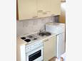 Kitchen - Studio flat AS-4097-b - Apartments Novalja (Pag) - 4097