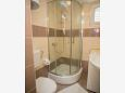Bathroom - Studio flat AS-4097-b - Apartments Novalja (Pag) - 4097