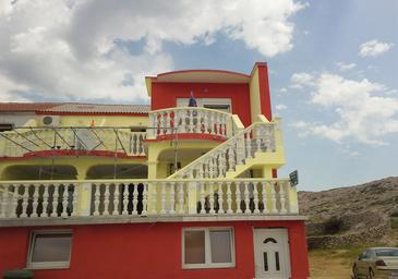 Property Zubovići (Pag) - Accommodation 4125 - Apartments near sea.
