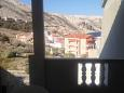 Terrace - view - Apartment A-4127-b - Apartments Metajna (Pag) - 4127