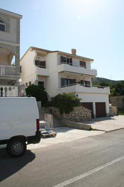 Property Stara Novalja (Pag) - Accommodation 4138 - Apartments near sea.