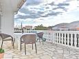 Terrace - Apartment A-4139-a - Apartments Vlašići (Pag) - 4139