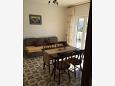 Dining room - Apartment A-4140-a - Apartments Vlašići (Pag) - 4140