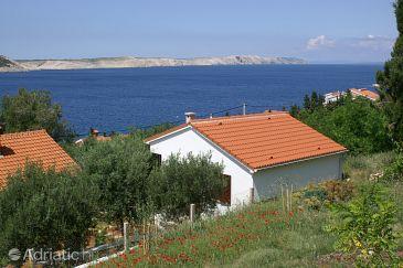 Stara Novalja, Pag, Property 4152 - Vacation Rentals blizu mora with pebble beach.