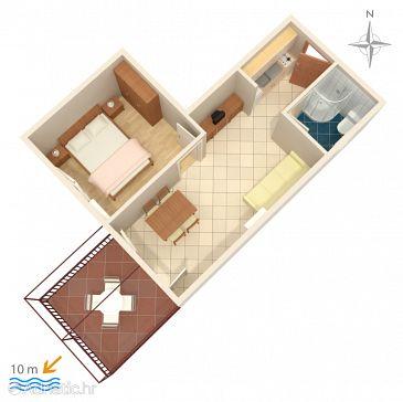 Apartment A-4167-c - Apartments Primošten (Primošten) - 4167