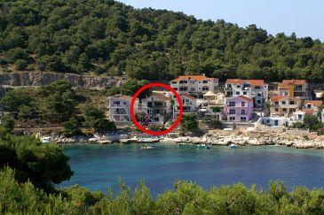 Obiekt Bilo (Primošten) - Zakwaterowanie 4168 - Apartamenty blisko morza.