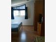 Vodice, Bedroom u smještaju tipa studio-apartment, WIFI.