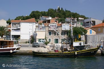 Property Tribunj (Vodice) - Accommodation 4174 - Apartments near sea.