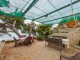 Podwórko Bilo (Primošten) - Zakwaterowanie 4176 - Apartamenty blisko morza.