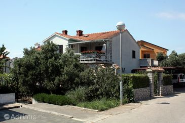 Property Krk (Krk) - Accommodation 418 - Apartments with pebble beach.