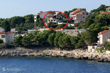 Property Bilo (Primošten) - Accommodation 4190 - Apartments near sea.