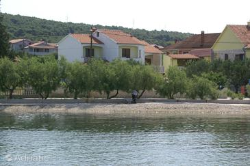 Property Bibinje (Zadar) - Accommodation 4197 - Apartments near sea with pebble beach.
