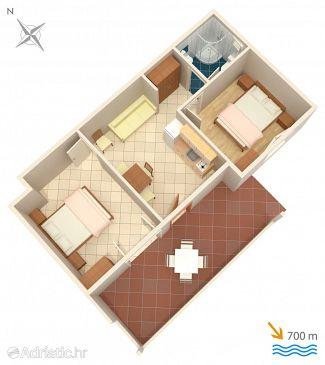 Apartment A-420-b - Apartments Krk (Krk) - 420