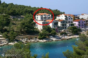 Property Bilo (Primošten) - Accommodation 4202 - Apartments near sea.