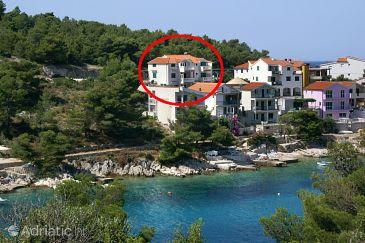 Bilo, Primošten, Property 4202 - Apartments blizu mora.